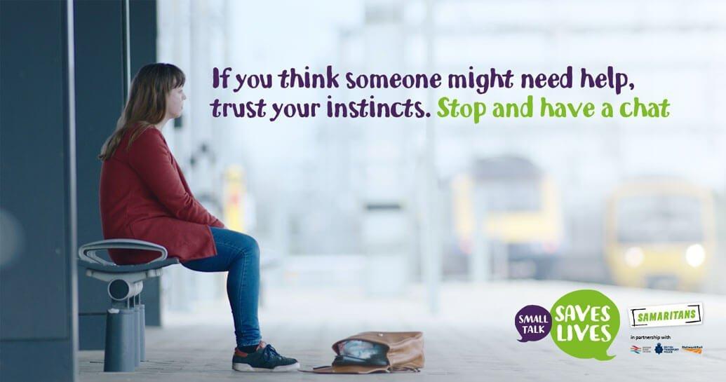 Small Talk Saves Lives