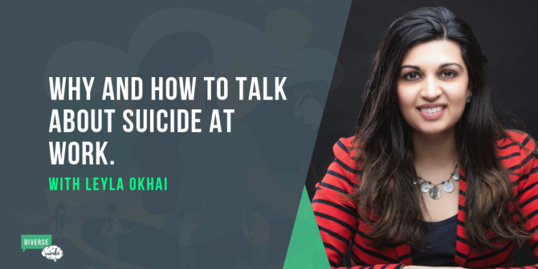 How suicide at work can happen and how to have the conversation.