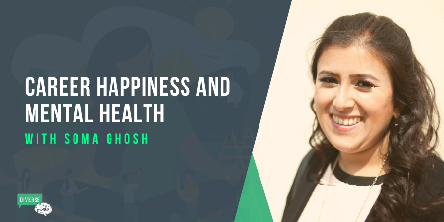 Soma Ghosh the Career Happiness Mentor