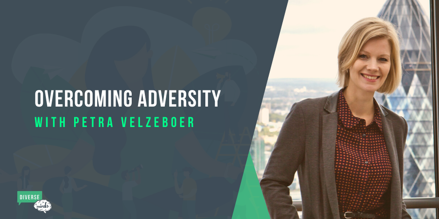 Overcoming Adversity with Petra Velzeboer