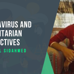 Coronavirus and Humanitarian Perspectives Asil Sidahmed