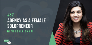 Agency as Female Solopreneur