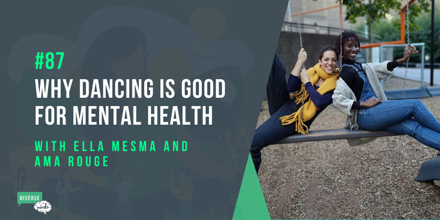 Why dancing is good for mental health