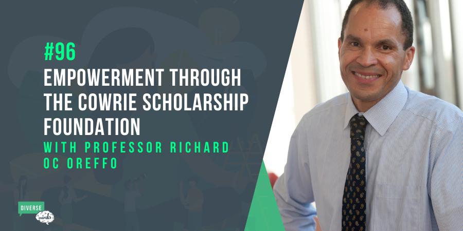 Empowerment through the Cowrie Scholarship Foundation