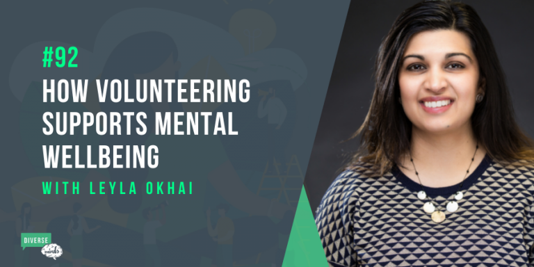 How volunteering supports Mental Wellbeing
