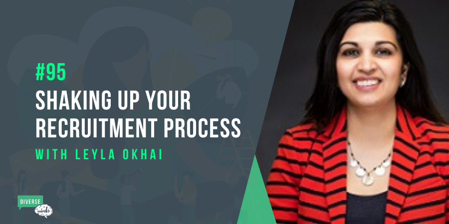 Shaking up your Recruitment Process