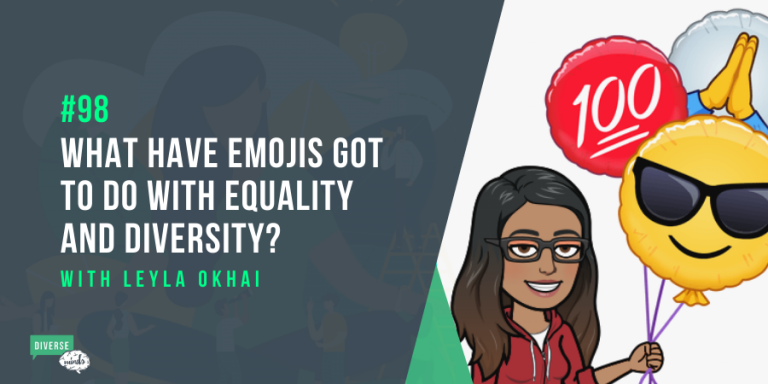 What have emojis got to do with equality and diversity?