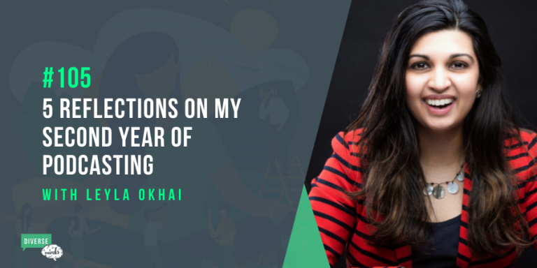 5 Reflections on my second year of podcasting